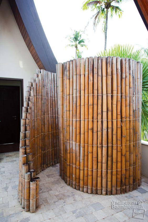 Una Doccia Da Sogno In Giardino Per Rinfrescarti D'Estate! 20 Idee