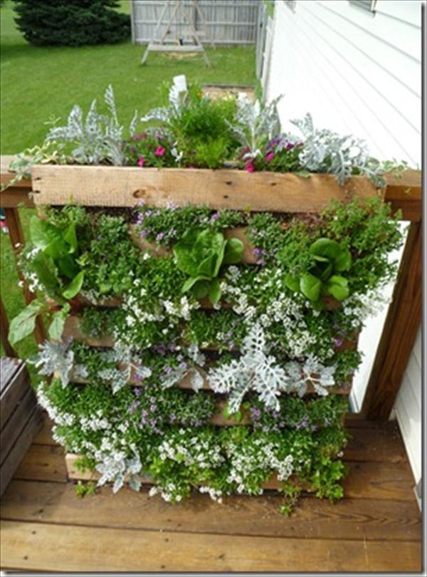 fioriere da giardino fai da te