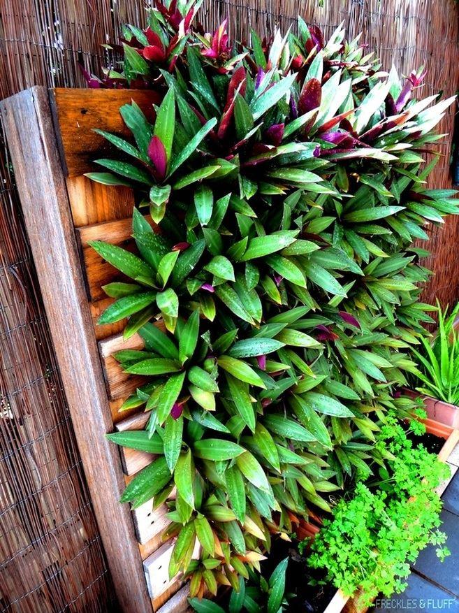 Come Realizzare Un Soppalco In Casa : Fioriere da giardino fai te realizzati con bancali