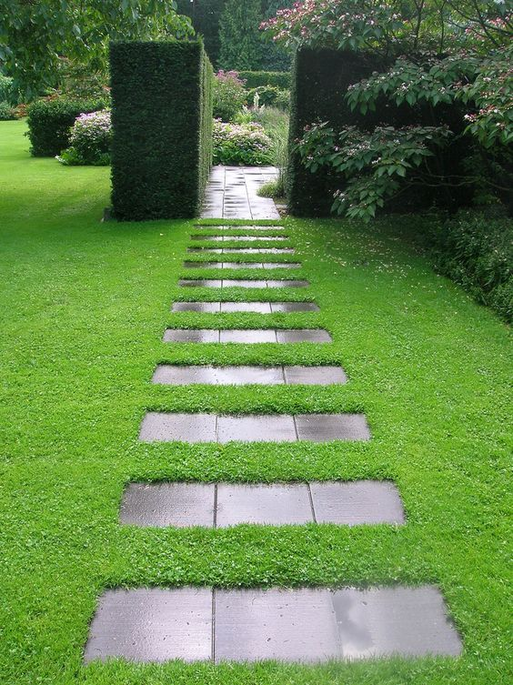 Posare le mattonelle da giardino 15 idee originali for Idea giardino