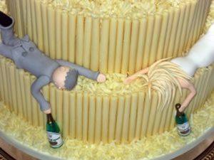 Torte nuziali insolite e originali