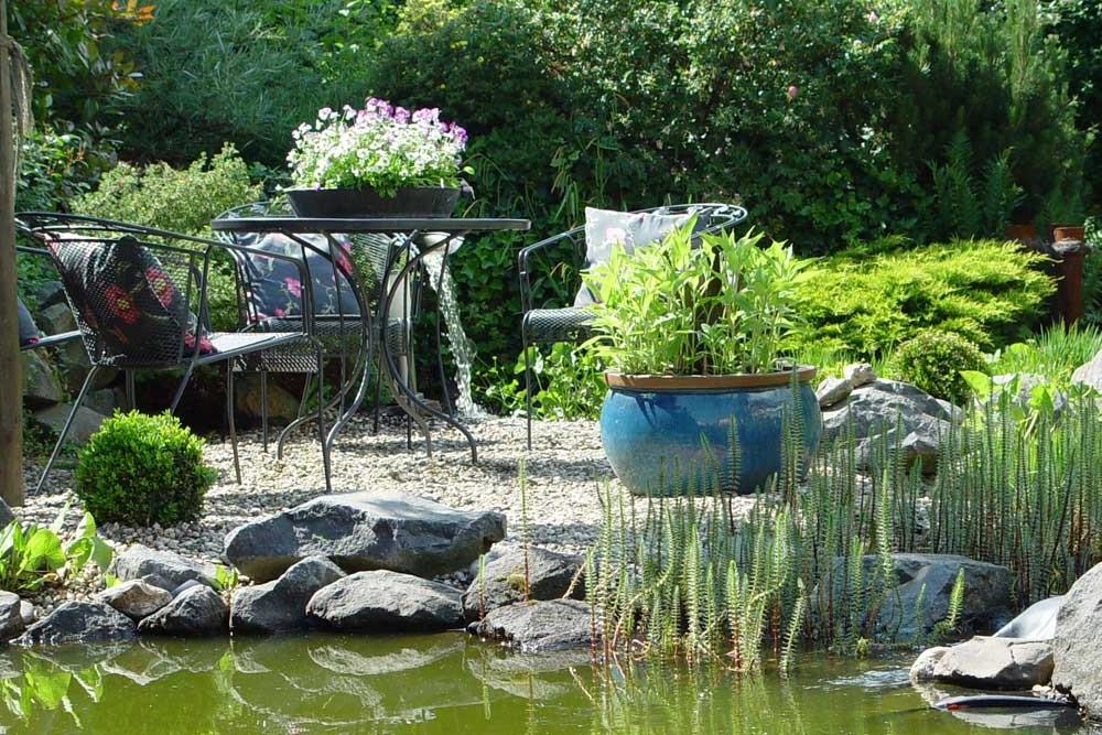 Crearsi un angolo salottino particolare in giardino