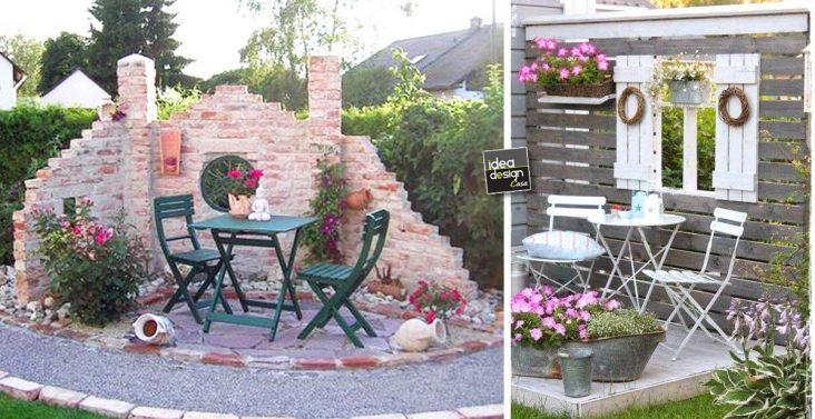 idee arredamento giardino idea creativa della casa e