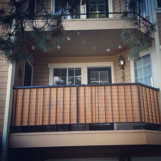 Privacy Sul Balcone Ecco 20 Idee Lasciatevi Ispirare