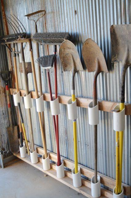 Sistemare Gli Attrezzi In Garage Ecco 20 Trucchi Lasciatevi Ispirare