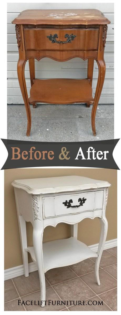 Renovar muebles antiguos siguiendo la idea de aprovechar - Renovar muebles antiguos ...