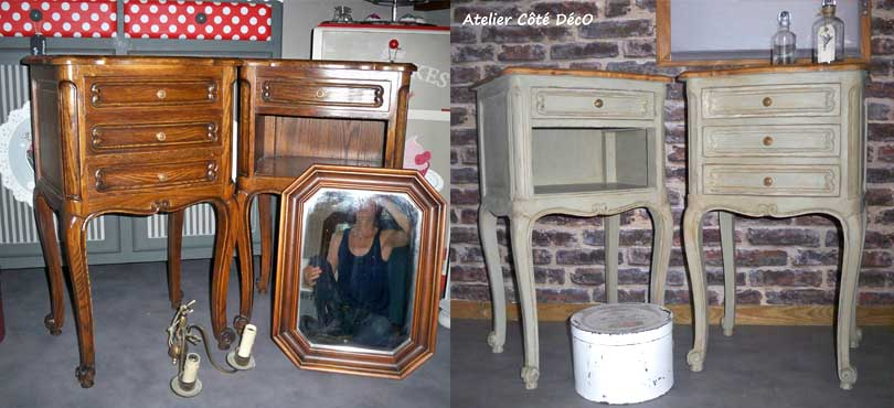 Rinnovare un mobile in stile shabby chic video 20 idee - Vieux meubles restaures ...