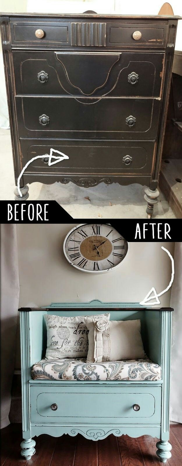 Renew a mobile in a shabby chic style video 20 ideas retaper un vieux meuble shabby chic 8 solutioingenieria Image collections