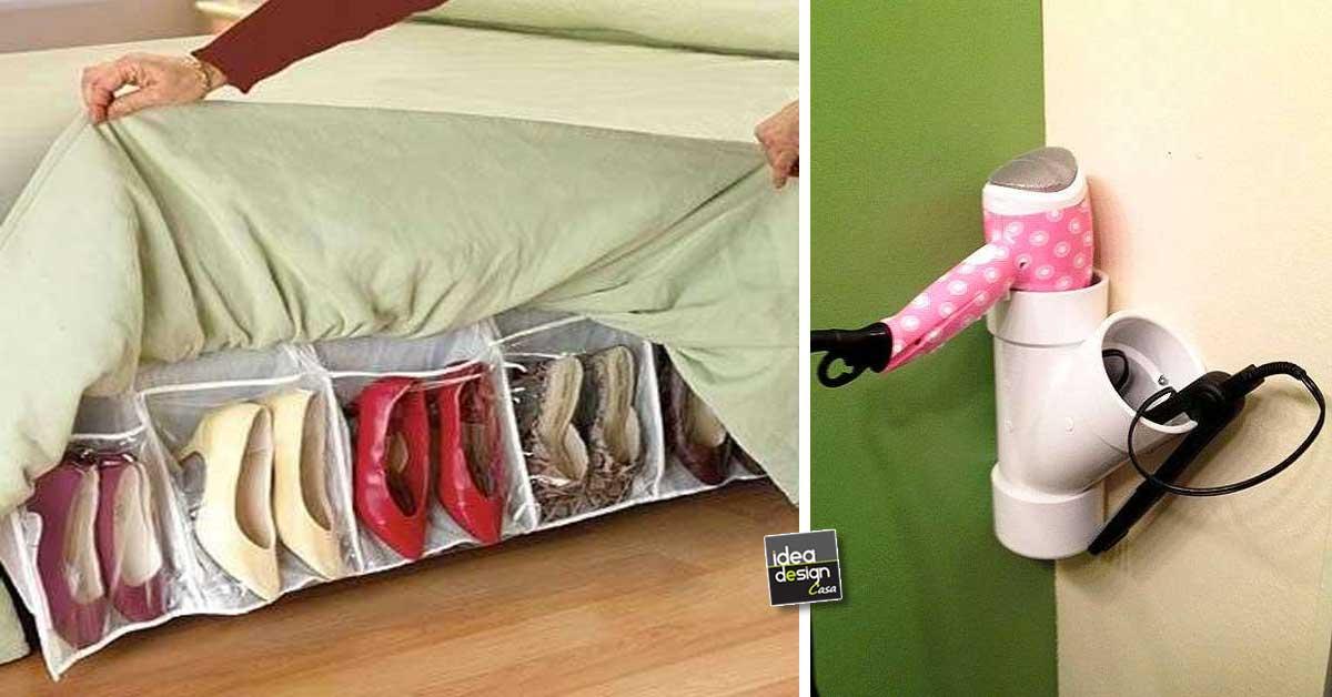 Piccoli problemi casalinghi ecco 20 geniali soluzioni for Acquisti per la casa