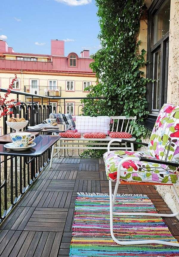 Arredare il terrazzo e il balcone ecco 10 stili a cui for Arredare un terrazzo