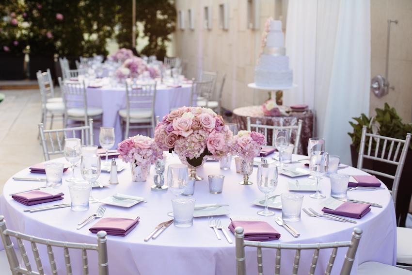 Decorazioni Tavoli Da Matrimonio Con Le Rose 20 Idee