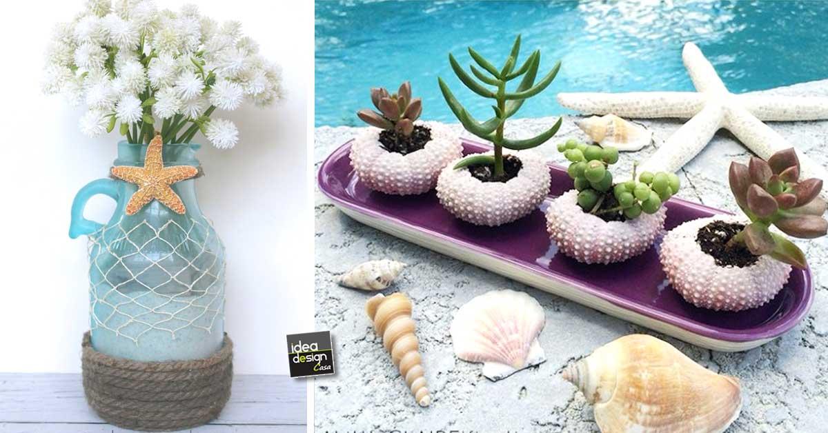 Decorazioni fai da te al sapore d 39 estate 20 idee buon for Idee decorazioni casa fai da te