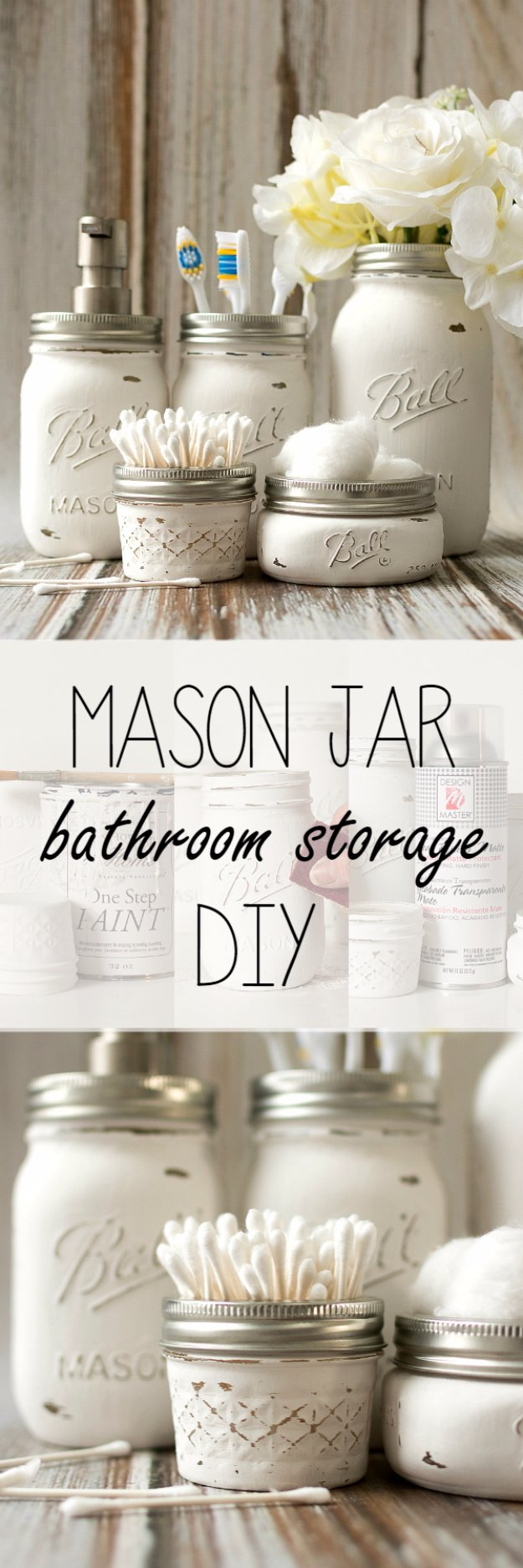 Decorazioni fai da te molto carine per il bagno 15 idee - Decorazioni per il bagno ...