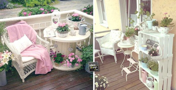Fai da te per decorare casa in stile Shabby Chic! 15 idee ...