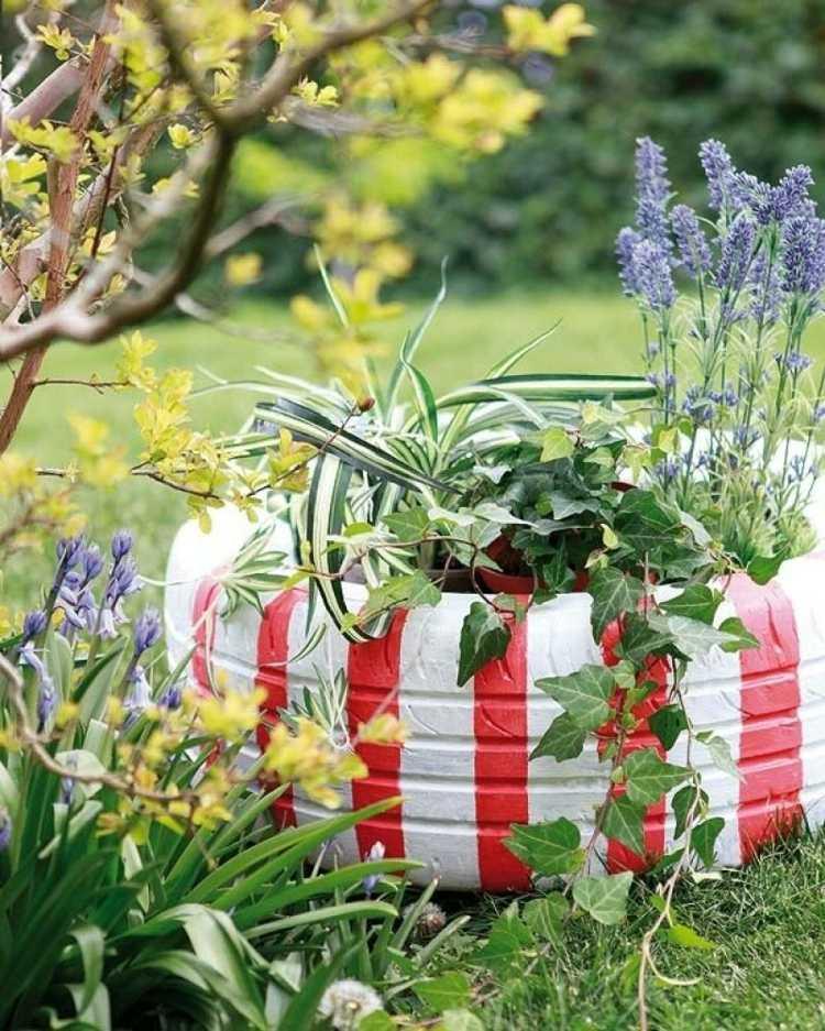 Idee Arredo Giardino Fai Da Te.Fai Da Te Per Decorare Il Giardino 16 Idee Lasciatevi Ispirare