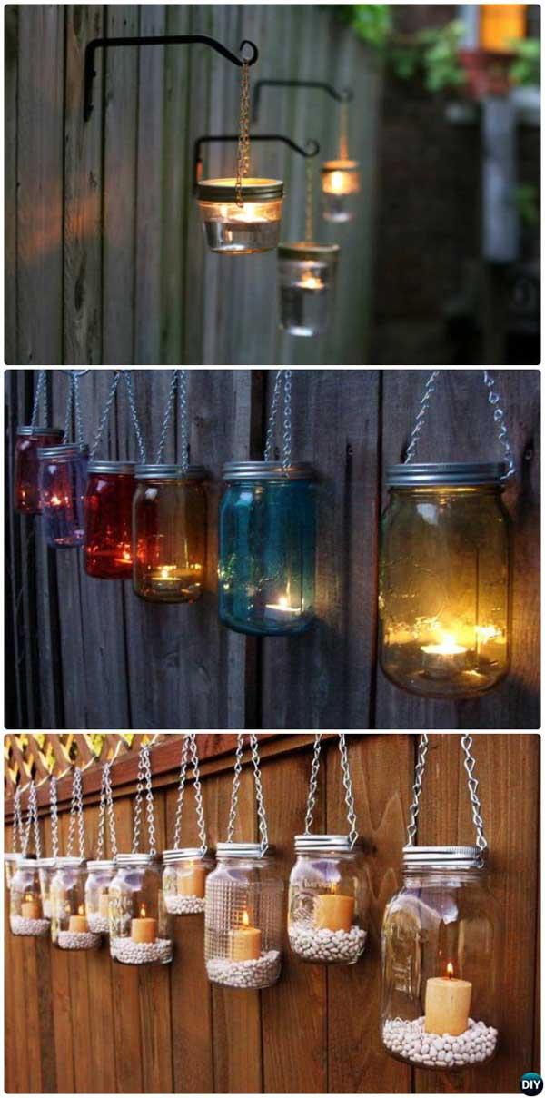 Illuminare il giardino in modo creativo 20 idee - Illuminare il giardino ...