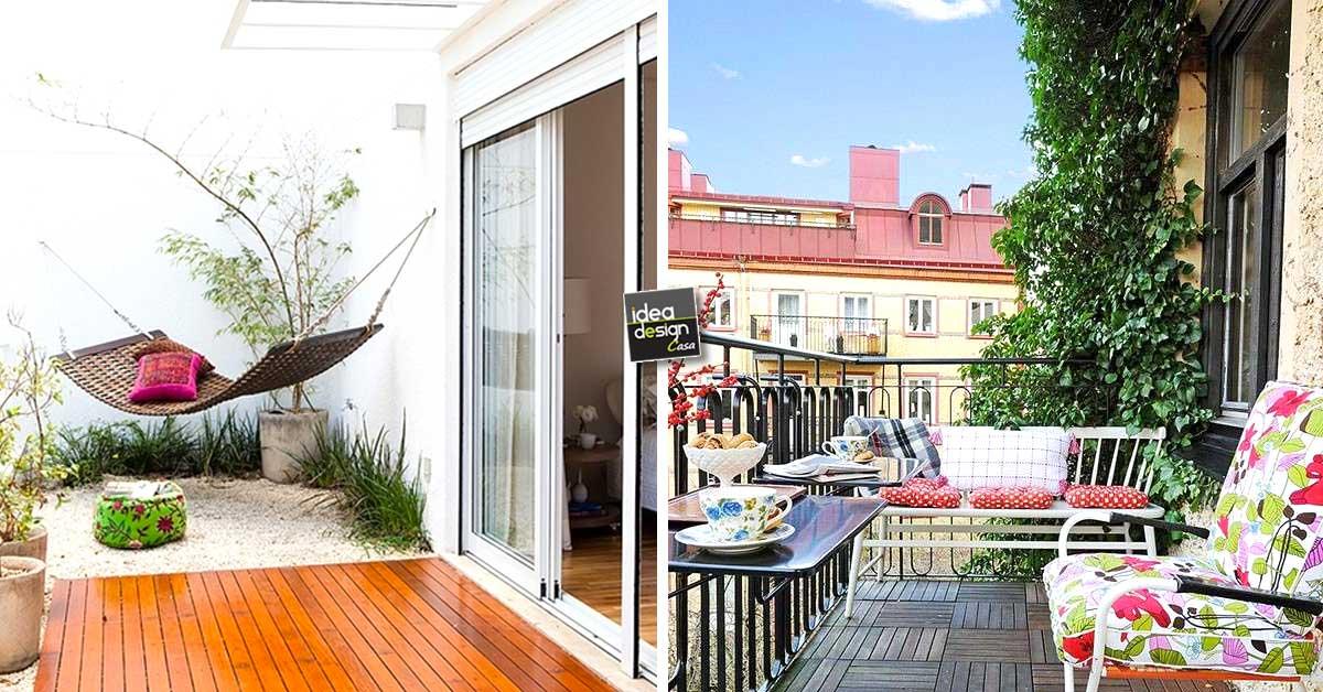 Arredare il terrazzo e il balcone! Ecco 10 stili a cui ispirarsi...