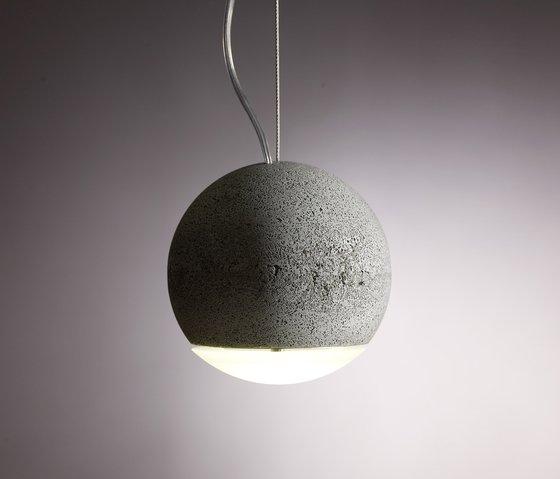 Lampade Design realizzate con il cemento