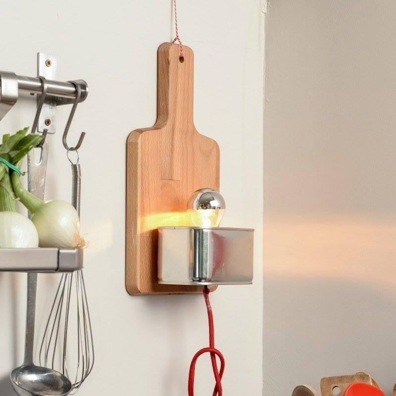 Riciclo creativo di un vecchio tagliere ecco 20 idee a for Hobbistica legno