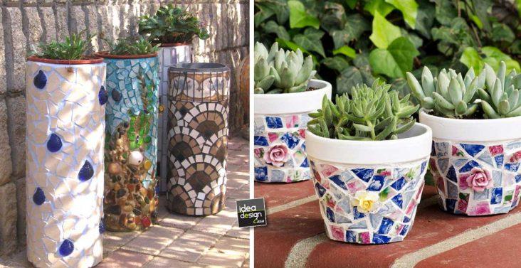 ... con dei mattoni in giardino!15 idee fai da te originali da realizzare