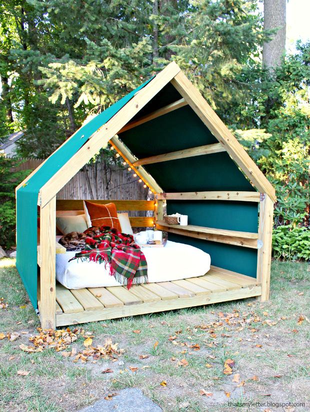 Ecco 20 progetti fai da te per arredare il giardino for Outdoor giardino