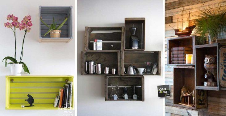 Idee creative per arredare casa su - Mensole da ufficio ...