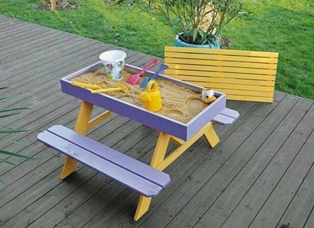 Créations DIY avec des palettes de bois