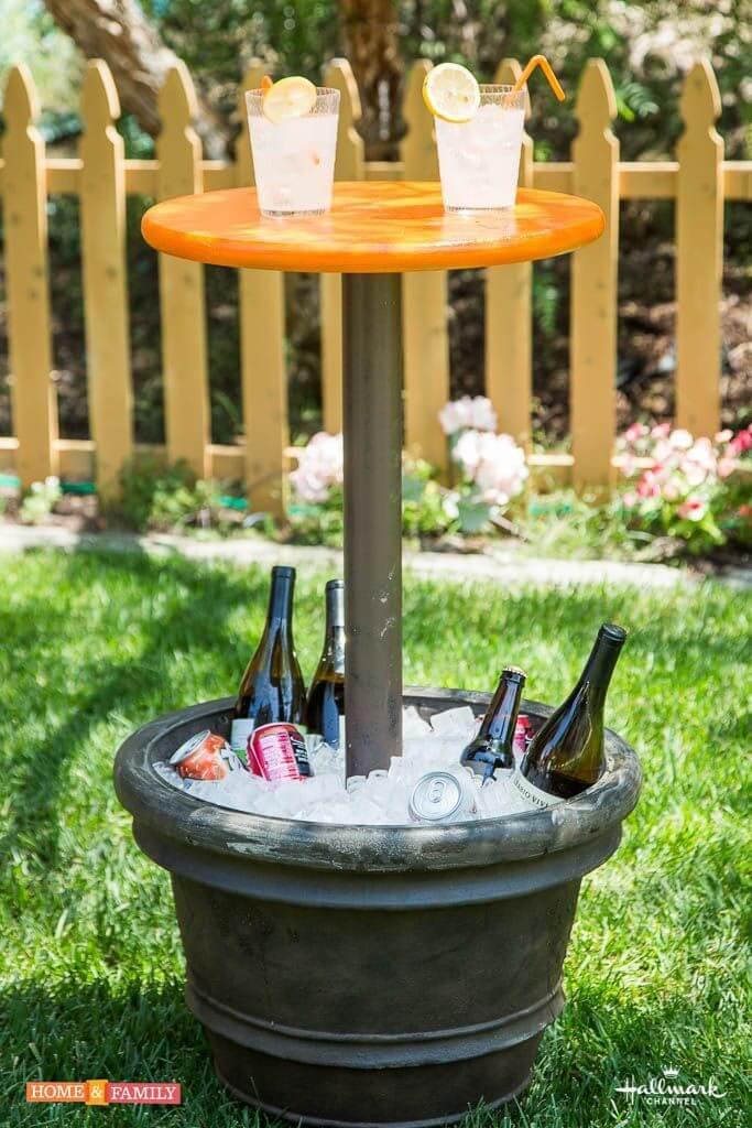 Mini bar fai da te da giardino 20 idee da vedere for Idea giardino