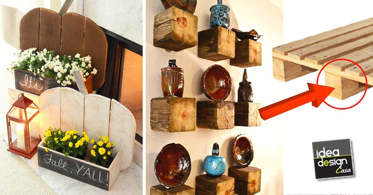 Idee Casa Fai Da Te.Decorazioni Fai Da Te In Stile Rustico Per Abbellire Casa 20 Idee