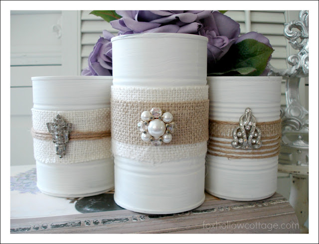 Fai da te per decorare casa in stile shabby chic idee