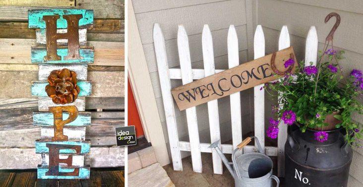 Riciclo bastoncini del gelato ecco 20 idee creative for Idee x la casa fai da te