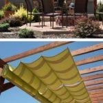 Un po di ombra in giardino ecco 20 idee fai da te for Soluzioni ombra giardino
