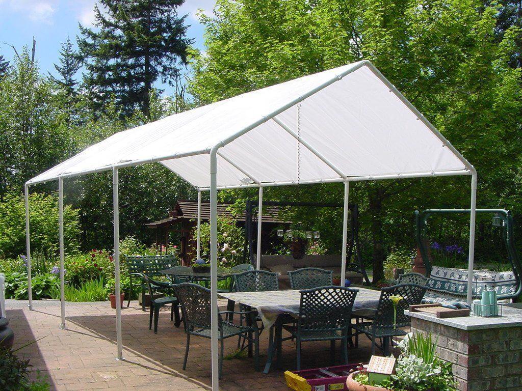 Un po di ombra in giardino ecco 20 idee fai da te for Come trovare un designer di casa