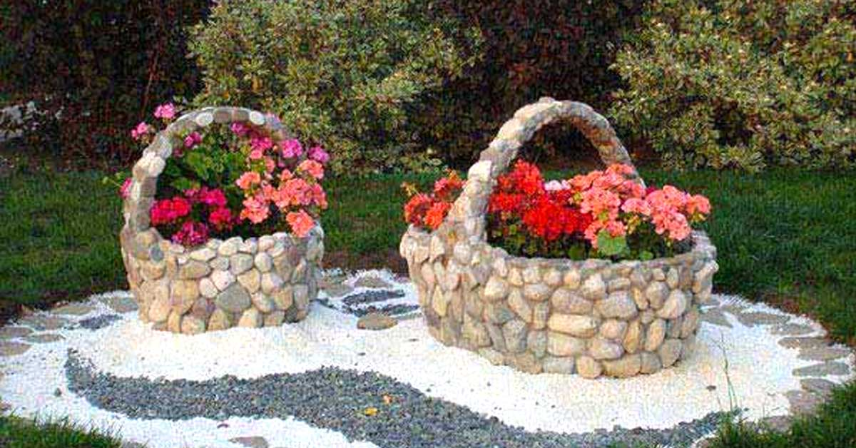 Arredare il giardino con pietre e sassi 20 idee per for Pietre da giardino