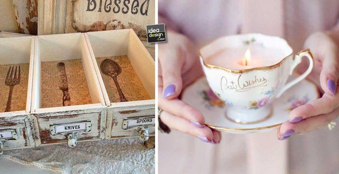 hermosas ideas diy para la decoracin vintage a tu casa buena visin