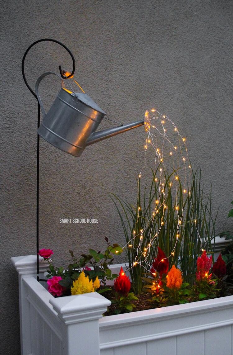 Illuminare Il Giardino Con Fantasia Ecco 21 Esempi A Cui Ispirarsi