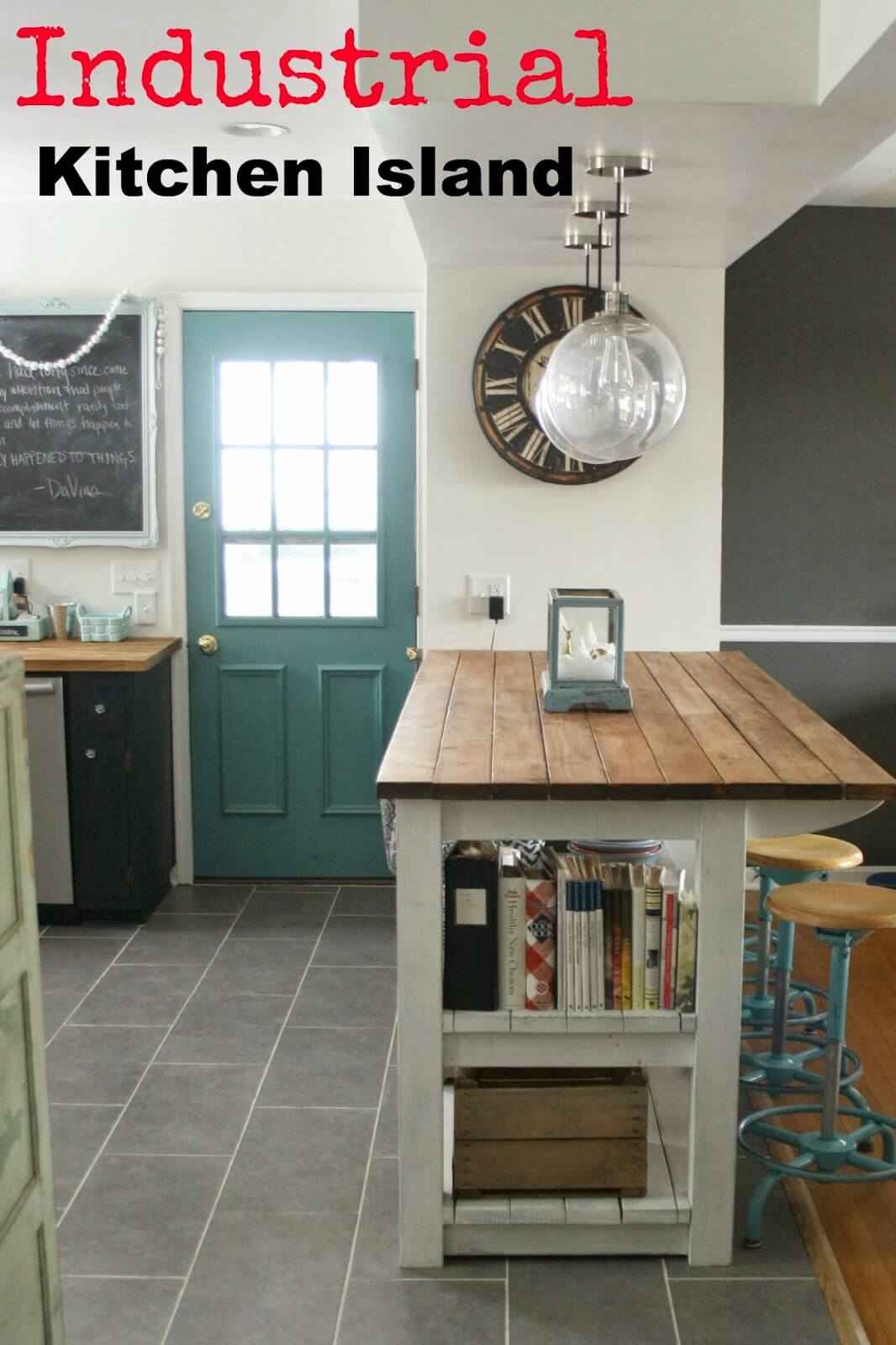 Kitchen Island DIY Special