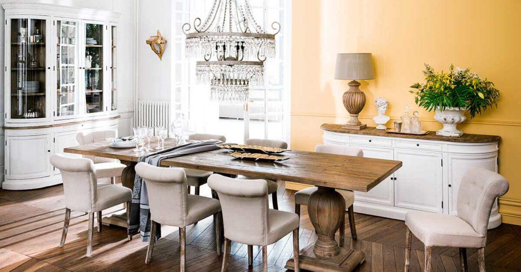 Arredare la sala da pranzo con stile su ideadesigncasa.org ...