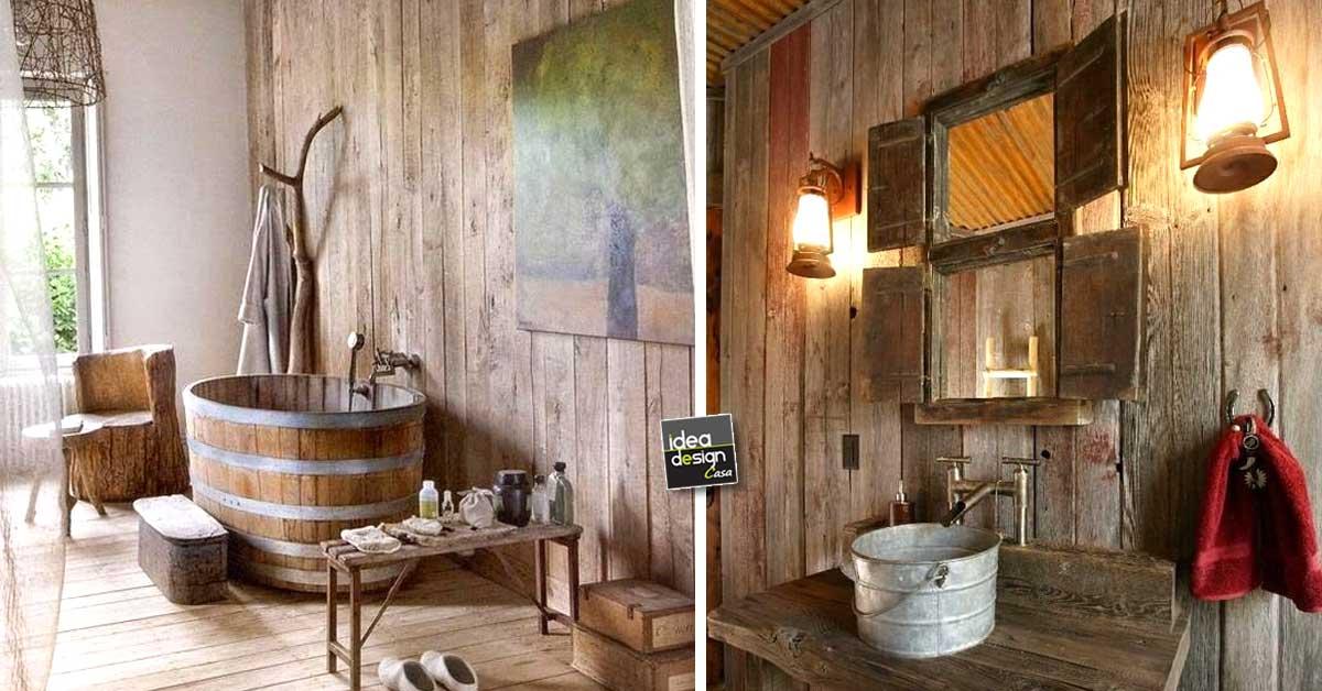 Arredare il bagno come se fosse una fattoria! Ecco 10 idee a cui ispirarsi...