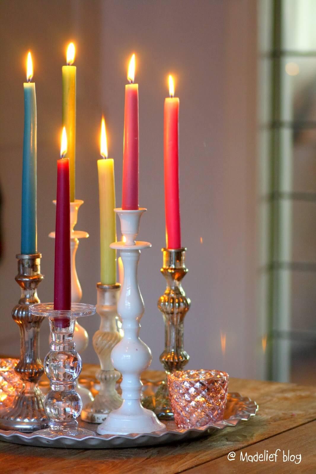 Decorare casa con le candele per aggiungere stile e calore - Decorazioni con candele ...