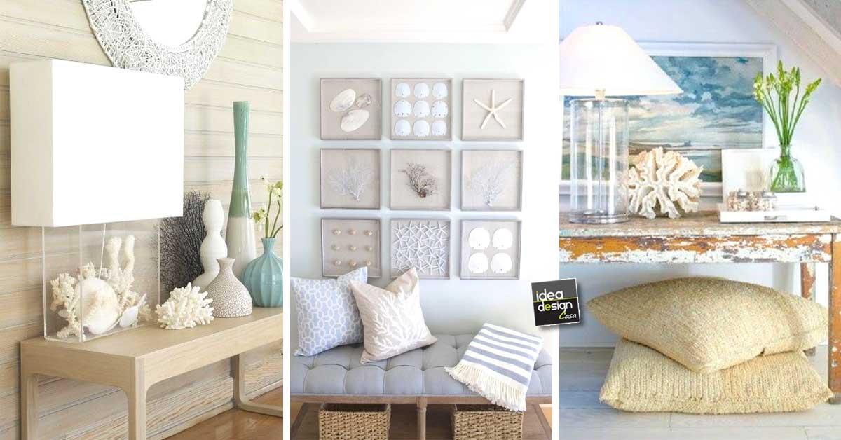 Decorare casa a tema mare ecco 20 esempi da cui trarre ispirazione - Idea design casa ...