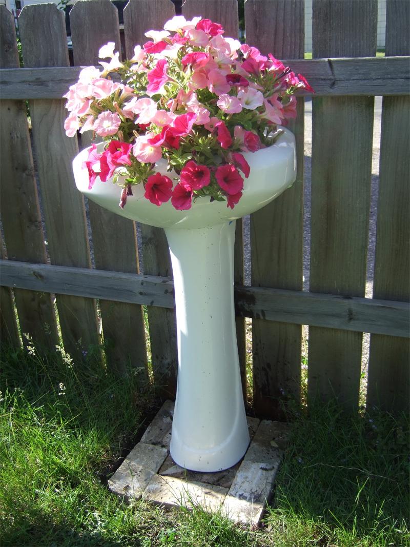 Creare una fioriera originale riciclando