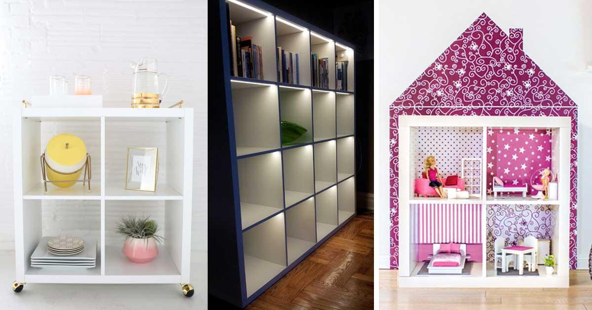 Credenza Con Alzata Ikea : Ikea hack trucchi per aggiungere un tocco chic ad mobile