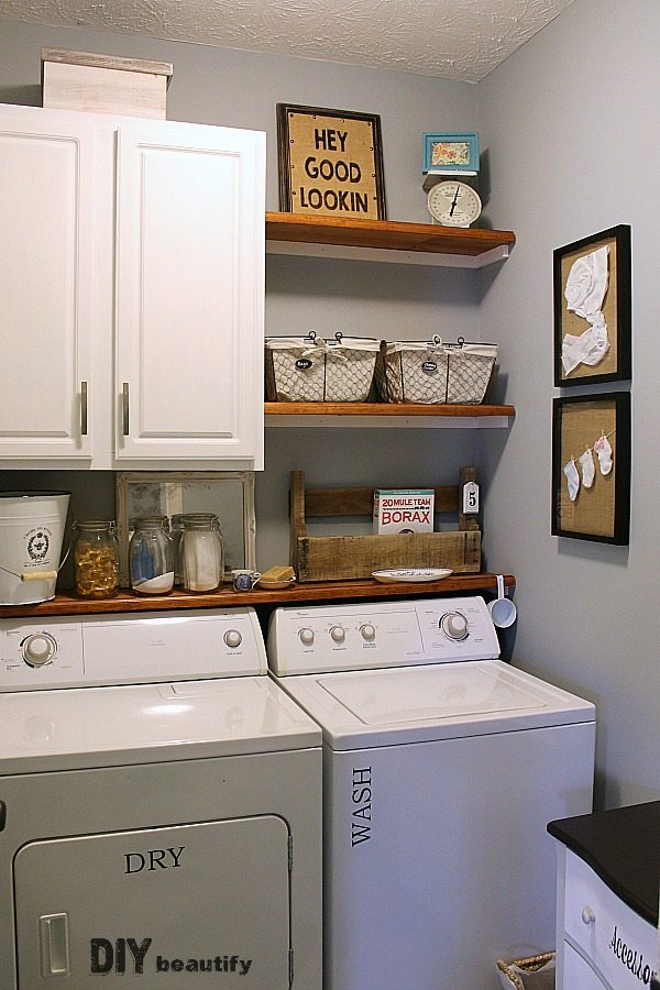 Una zona lavanderia in casa eccone 20 ben organizzate - Lavanderia in casa ...