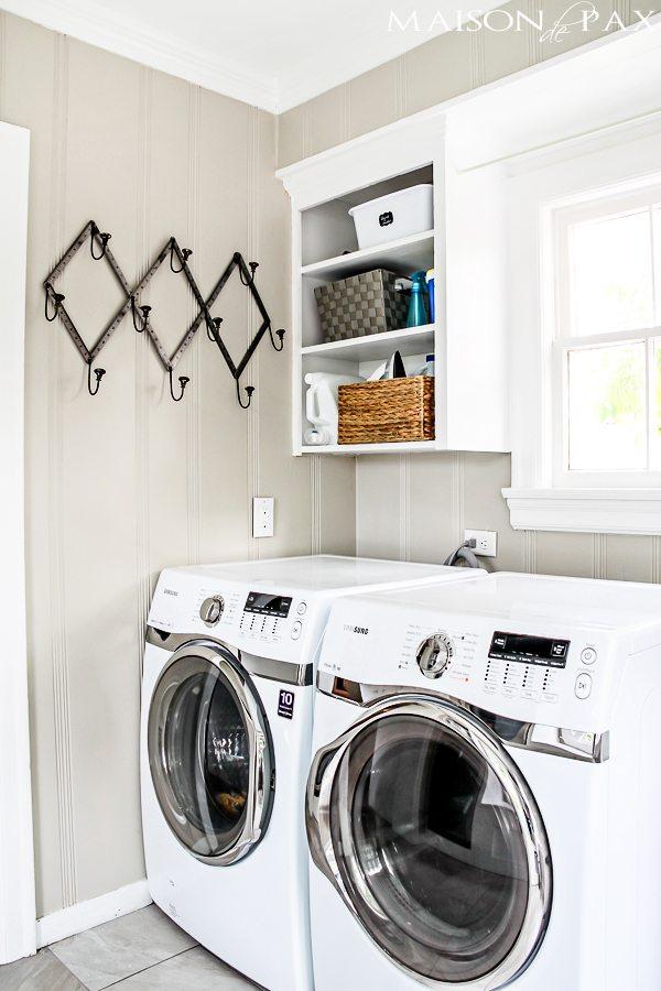 Una zona lavanderia in casa eccone 20 ben organizzate ispiratevi - Lavanderia in casa ...