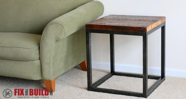 Un tavolino da divano fai da te per un vero momento di relax