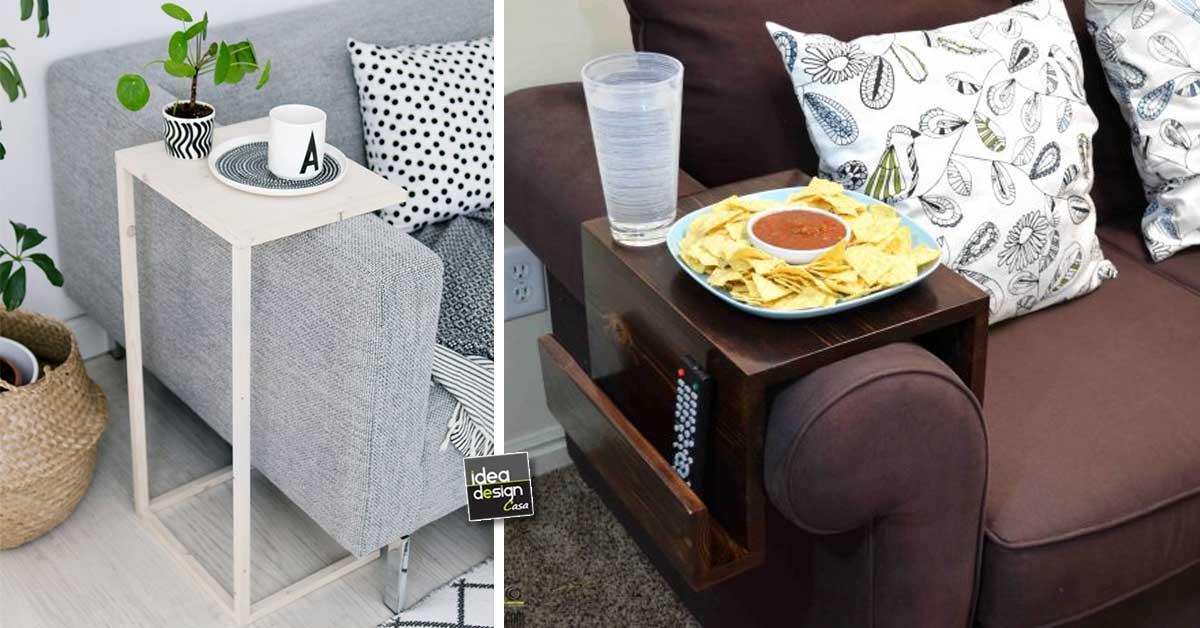 Un tavolino da divano fai da te per un vero momento di for Divano fai da te