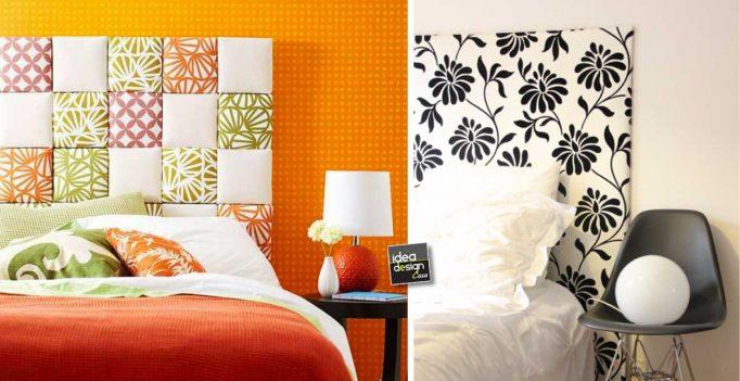 Idee per arredare la camera da letto su - Idee per testata letto ...