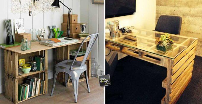 Camere Tumblr Fai Da Te : Una scrivania fai da te semplice da realizzare ecco idee