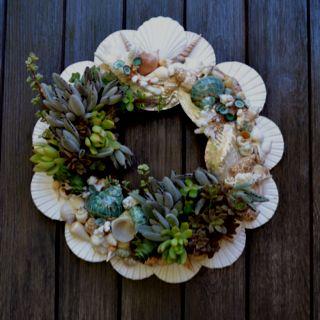 Creare una fioriera con le conchiglie ecco 20 idee for Idee per realizzare una fioriera